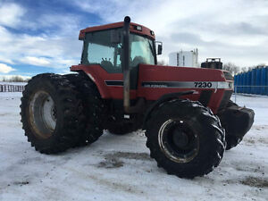 Case IH 7230 MFWD tractor
