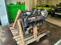 Ford 7.3L IDI Big Block Diesel Engine with all ancillaries (Excellent Runner)