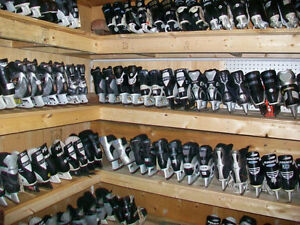 Need Skates? We Have Them!! Great Selection Quality Used Skates