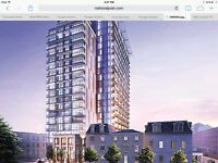 Reduced price!!!! Toronto downtown condo for assignment(parking)