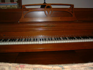 Mason and Risch Upright Piano