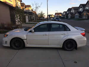 2011 Subaru WRX Limited Sedan !!!Reduced Price!!!