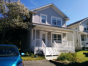Fully furnished, pet friendly, modern Victorian Home
