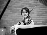 Professional violinist for ceremony/reception