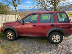 Land Rover Freelander Td4 Spares or Repair