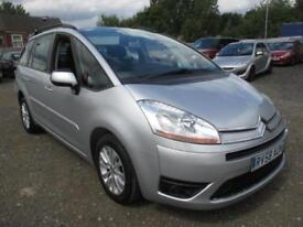 2008 CITROEN C4 GRAND PICASSO 1.6HDi 16V VTR Plus 5dr