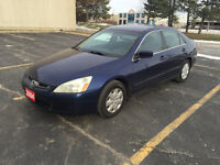 2004 Honda Accord LX Sedan 2.4L 4 CYL Gasoline Fuel