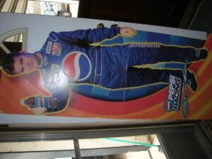JEFF GORDON CARDBOARD AD==