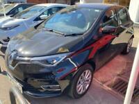 2020 Renault Zoe 100kW i Iconic R135 50kWh Rapid Charge 5dr Auto HATCHBACK Elect