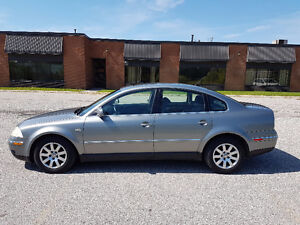 2003 Volkswagen Passat ACCIDENT FREE SAFETY & WARRANTY INCLUDED
