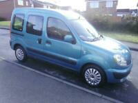 2009/09 Renault Kangoo Expression WHEELCHAIR ACCESSIBLE - DRIVE FROM WHEELCHAIR