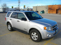 2008 Ford Escape Limited SUV 4x4