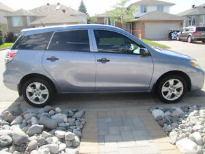 2007 Toyota Matrix Base Hatchback