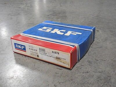 New Skf Explorer N 320 Ecp Cylindrical Roller Bearing