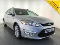 2014 FORD MONDEO ZETEC BUSINESS EDN TDCI ESTATE DIESEL 1 OWNER SERVICE HISTORY
