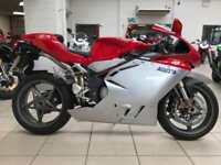 MV Augusta F4-S 750 - FINANCE AVAILABLE