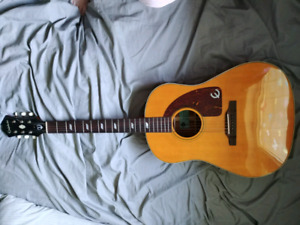 Epiphone 1964 Texan Acoustic Electric
