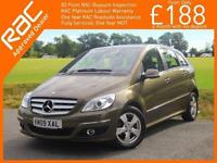 2009 Mercedes-Benz B Class B200 CDI Turbo Diesel SE 5 Door Auto Sat Nav Bluetoot