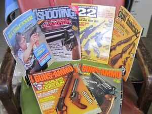 BUNCH OF VINTAGE GUN AMMO PISTOL MAGAZINES $2.00 EACH