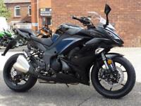Kawasaki Z1000SX Metalic Spark Black 2019 Model