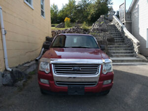 2007 Ford Explorer VUS