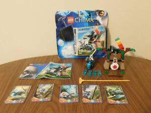 LEGO Chima Tower Target 70110