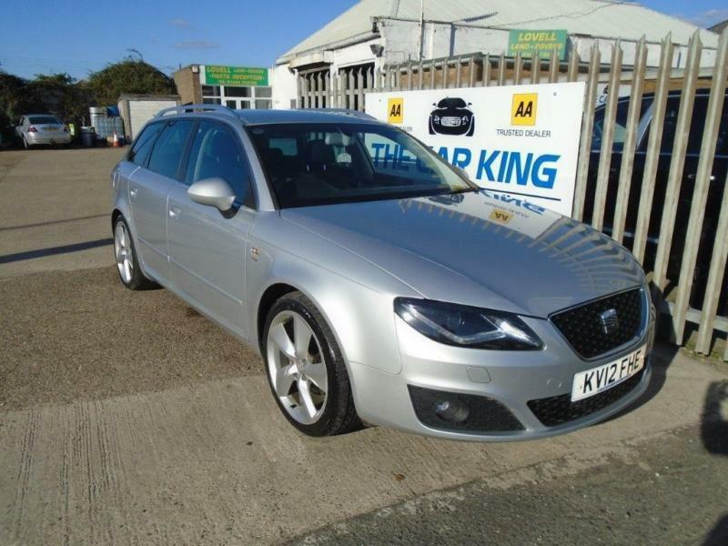 2012 Seat Exeo 20 Tdi Dpf Sport Tech St 5dr In Saxilby