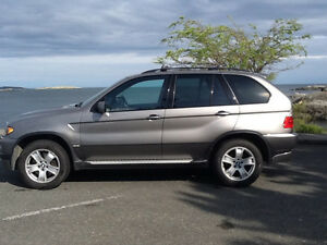 2006 BMW X5 4.8is SUV, Crossover