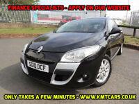 2010 Renault Megane 1.6 (110bhp) Expression - KMT Cars