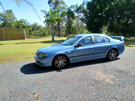 ford falcon Xr6 turbo fpv. Taree Greater Taree Area Preview