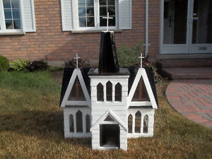 Lawn/Garden Decor Church