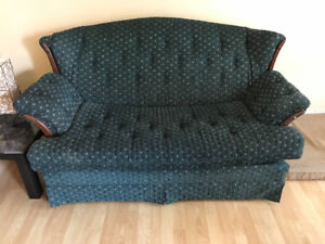 Love seat genly used condition $60