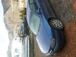 2004 Chev impala $2500 or trade for van suv or truck
