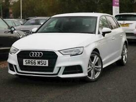 image for 2016 Audi A3 1.4 TFSI S Line 5dr S Tronic Auto Hatchback Petrol Automatic