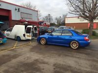 Impreza WRX 2005 FSH, PPP, Coilovers, Xenons & Much More