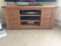 Tv unit and nest of tables