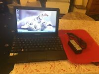 """Samsung NC110P mini 10.1"""" wifi webcam HDMI OFFICE 10 long battery with case no offers"""