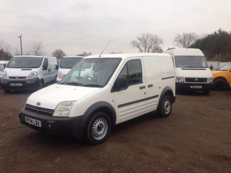 Ford Transit Connect 1.8TDCi ( 90PS ) T200 SWB Twin SLD, Full Service History