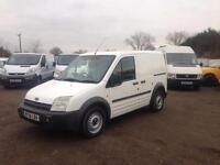 Ford Transit Connect 1.8TDCi ( 90PS ) T200 SWB Twin SLD, Full History