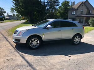2011 Cadillac SRX AWD - Bas KMs - Tres Bonne Condition