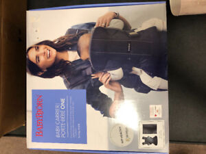Brand new Baby Bjorn Baby Carrier Air One - black mesh