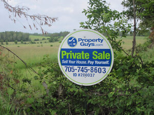 76.8 Acres Vacant Land.....600'+ frontage