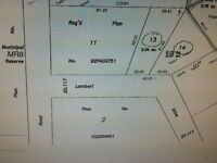 2 lots for sale at Candle lake.