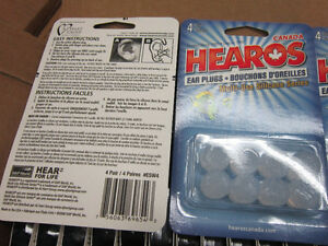 Moldable Clear Ear Plugs Noise Reduction Music Motorcycle swim Kitchener / Waterloo Kitchener Area image 2