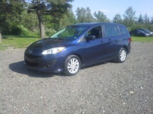 2012 MAZDA 5 FAMILY VAN !! BIG SALE WEEK AT CORRIDOR AUTO !!