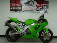 2004 KAWASAKI ZX6 RR - SPORTS EXHAUST FITTED