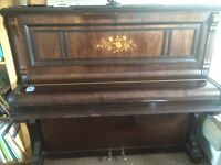 Beautiful upright piano in good condition