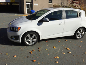 2015 Chev Sonic LT**Hatchback**Turbo**