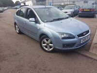 Ford Focus Zetec 2005, 5 Door, 125000 miles, GOOD CONDITION