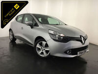 2014 RENAULT CLIO EXPRESSION + ENERGY DCI 1 OWNER FROM NEW FINANCE PX WELCOME